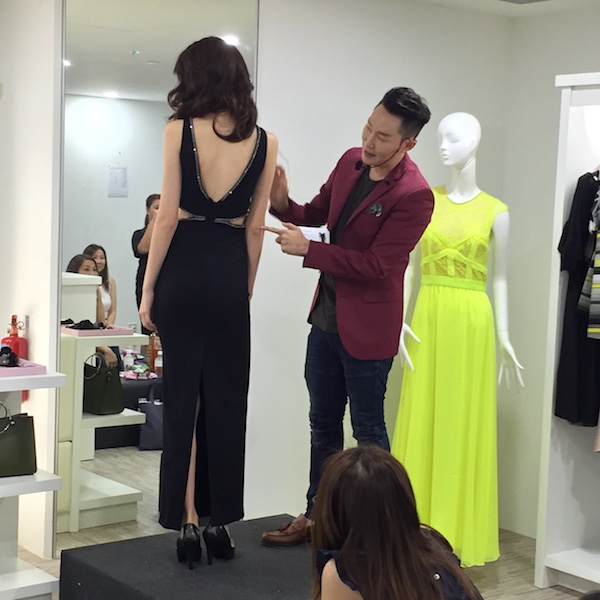 Fashion Styling Workshops With Keith Png Pr Agency Public Relations Branding Publicist Pr Leading Pr And Branding Agency In Singapore